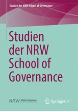 Studien der NRW School of Governance