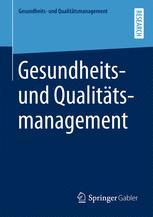 Gesundheits- und Qualitätsmanagement