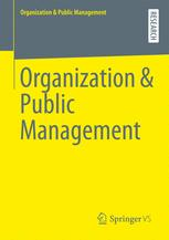 Organization & Public Management