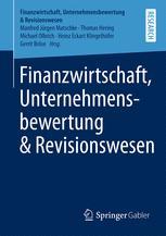 Finanzwirtschaft, Unternehmensbewertung & Revisionswesen