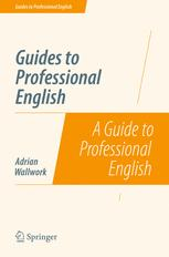 Guides to Professional English