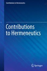 Contributions to Hermeneutics