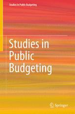 Studies in Public Budgeting
