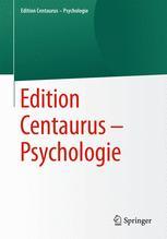 Edition Centaurus – Psychologie