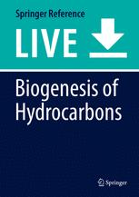 Biogenesis of Hydrocarbons