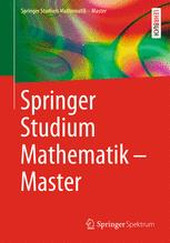 Springer Studium Mathematik - Master