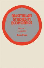 Macmillan New Studies in Economics