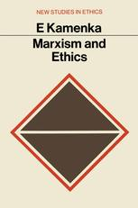 New Studies in Ethics