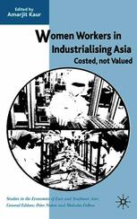 Studies in the Economies of East and Southeast Asia
