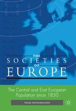 The Societies of Europe