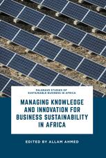 Palgrave Studies of Sustainable Business in Africa