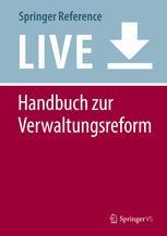 Handbuch zur Verwaltungsreform