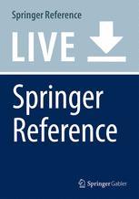 Springer Reference Wirtschaft
