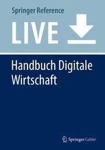 Handbuch Digitale Wirtschaft