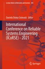 International Conference on Reliable Systems Engineering (ICoRSE) - 2021