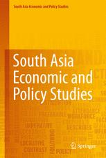 South Asia Economic and Policy Studies