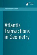 Atlantis Transactions in Geometry