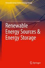 Renewable Energy Sources & Energy Storage