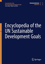 Encyclopedia of the UN Sustainable Development Goals