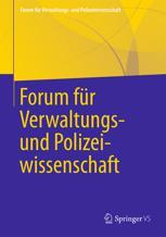 Forum für Verwaltungs‐ und Polizeiwissenschaft