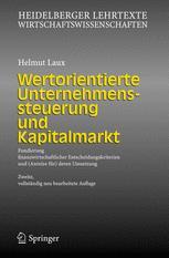 Heidelberger Lehrtexte Wirtschaftswissenschaften