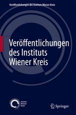 Veröffentlichungen des Instituts Wiener Kreis