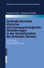 Monographien aus dem Gesamtgebiete der Psychiatrie
