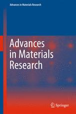 Advances in Materials Research