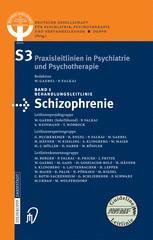 Praxisleitlinien in Psychiatrie und Psychotherapie