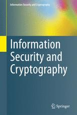 Information Security and Cryptography