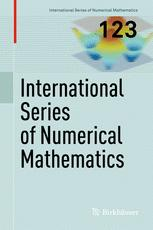 International Series of Numerical Mathematics
