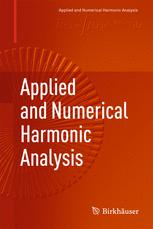 Applied and Numerical Harmonic Analysis