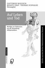 Schriften aus dem Berliner Medizinhistorischen Museum