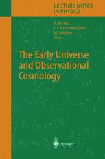 The Early Universe and Observational Cosmology