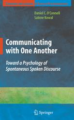 Cognition and Language: A Series in Psycholinguistics