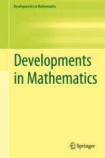 Developments in Mathematics