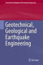 Geotechnical, Geological and Earthquake Engineering