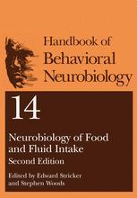 Handbook of Behavioral Neurobiology