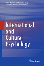 International and Cultural Psychology
