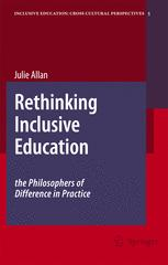 Inclusive Education: Cross Cultural Perspectives