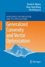 Nonconvex Optimization and Its Applications