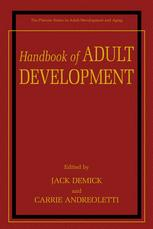 The Plenum Series in Adult Development and Aging