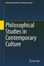 Philosophical Studies in Contemporary Culture