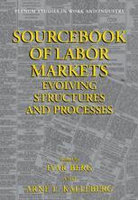Springer Studies in Work and Industry