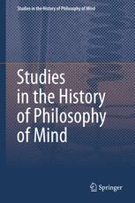 Studies in the History of Philosophy of Mind