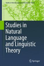 Studies in Natural Language and Linguistic Theory