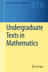 Undergraduate Texts in Mathematics