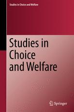 Studies in Choice and Welfare
