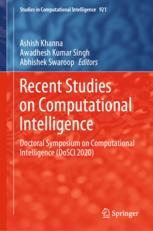 Recent Studies on Computational Intelligence