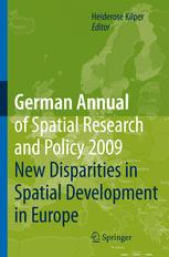 German Annual of Spatial Research and Policy